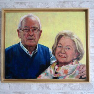 Arte-maria-del-roxo-retrato-pareja-oviedo-asturias-pintura-contemporanea