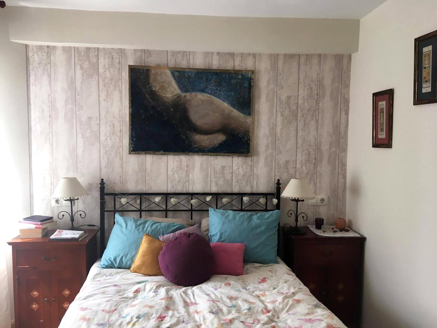 decoracion de dormitorio desnudo sensual erotico femenino