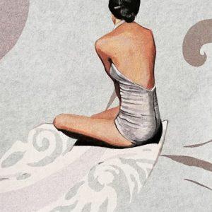 arte-maria-del-roxo-pintura-sobre-papel-pintado-acrilico-vintage-vogue-femenino-decoracion