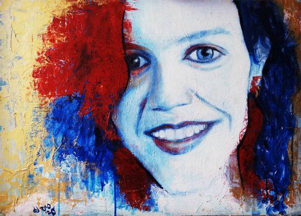 arte-maria-del-roxo-oviedo-asturias-retrato-mujer-joven-pintura-contemporanea-femenino-colores