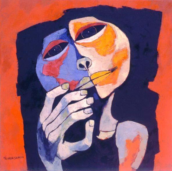 Oswaldo Guayasamin es una de mis pintores más admirados