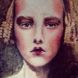 MariadelRoxo_FairiesandWitches_AcrylicPainting_Portrait_8