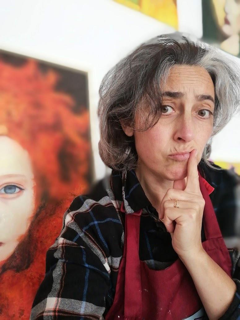El mundo del artista tiene más glamour por fuera que por dentro, de María del Roxo